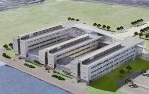 Ruszyła budowa siedziby Wydziału Biologii. Budowa gmachu chemii ruszy w lipcu