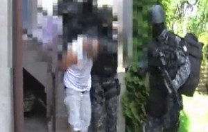 Policja rozbiła gang złodziei samochodów
