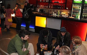Buffet, czyli bar wśród stoczniowych żurawi