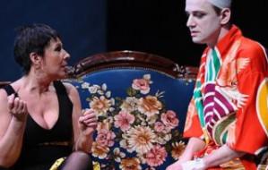 Męska Evita w Teatrze Wybrzeże