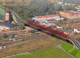 Rusza przebudowa wiaduktu przy PGE Arena Gdańsk