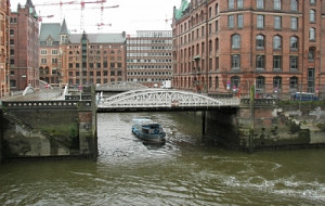 Hamburg - miasto pełne mostów