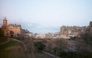 Edynburg: miasto na mieście za zielonymi górami