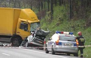 Policja szuka świadków wypadku na obwodnicy