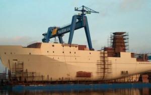 Trójmiejska stocznia Maritim buduje dla Arabów