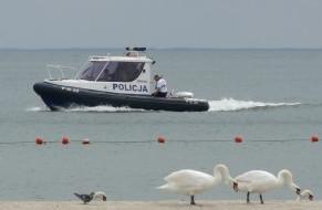 Motorówka będzie patrolować gdyńskie plaże