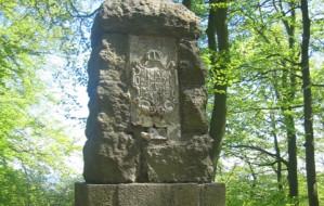 Pomnik na Pachołku: pamiątka nie po królu, ale królowej