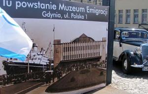 Gdynia uczci emigrantów