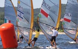 Żeglarskie mistrzostwa Europy na finiszu