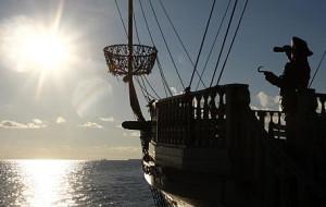 Piraci napadną na port w Gdyni