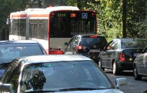 Uff, jak gorąco... w tramwajach i autobusach też