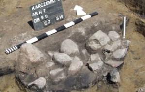 Osada sprzed 800 roku p.n.e. pod Węzłem Karczemki