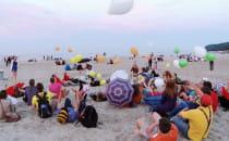 Szczęśliwy flashmob w Gdyni