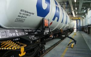 Najnowocześniejsza instalacja do czyszczenia cystern kolejowych