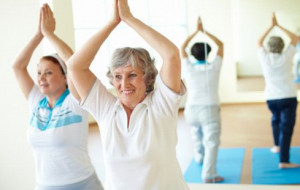 Hatha joga dla seniora