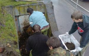 Zwiedź podziemny schron w Leszczynkach