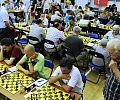 Wyczerpująca walka szachistów w Gdańsku
