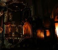 Nocne zwiedzanie kościoła św. Mikołaja