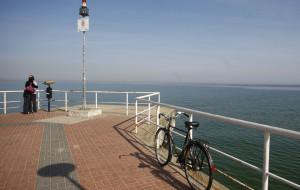 Droga rowerowa nad morzem do liftingu. Ma być bezpieczniej