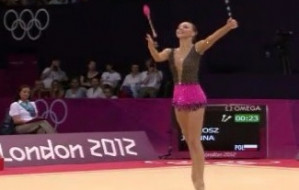 Mitrosz dziewiątą gimnastyczką igrzysk