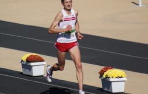 Szost najlepszym Europejczykiem w maratonie
