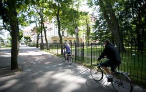 Sopot: stanęły znaki ograniczające prędkość jazdy rowerem