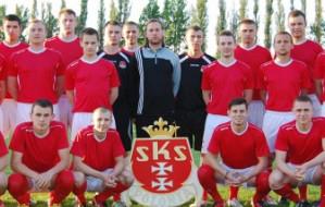 Gdańscy piłkarze na amatorskich kontraktach