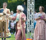 Tłumy widzów na Mozartianie
