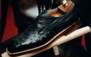 Męski luksus: buty szyte na miarę