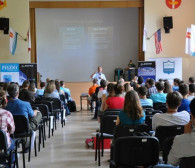 Hologram i guma do żucia w finale Gdynia Business Week