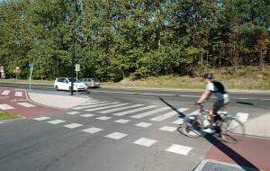 Kierowcy do rowerzystów: zwolnijcie na Jaśkowej Dolinie