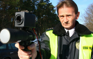 Rowerzyści proszą o fotoradary dla straży miejskiej