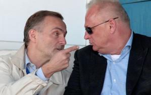 Krauze w Gdyni: najpierw dawał, teraz zabierze?