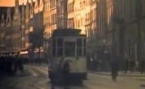Kolorowy film z Gdańska z 1940 r.