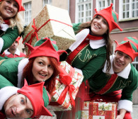 Magia Świąt w Wielkiej Fabryce Świętego Mikołaja