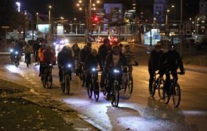 Masa rowerowa w Gdyni
