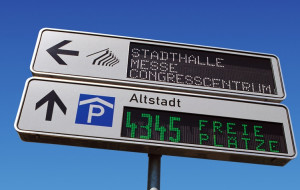 System informacji parkingowej dopiero za dwa lata