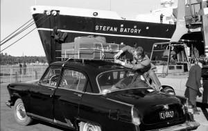 Gdyński Dworzec Morski obchodzi 79 urodziny