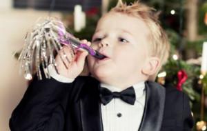 Wesołe tańce, kolorowe balony, nagrody niespodzianki, czyli Sylwester dla dziecka