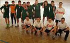 Młodzi piłkarze grali na Zaspie