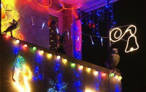 Świąteczne ozdoby waszych domów