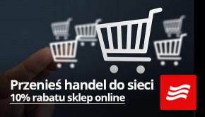 Przenieś handel do sieci!