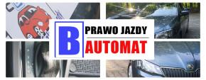 Kurs prawa jazdy na kategorię B-Automat!