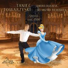 Kurs Tańca Towarzyskiego do Muzyki Filmowej Disneya!