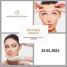 Botox Party 23.01.2021!