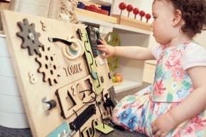 Sobota za dyszkę w bawialni Kącik Montessori