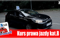 Kurs prawa jazdy kat B OSK Elcar Gdynia