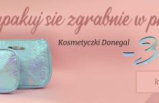 -30% na kosmetyczki Donegal na DrogeriaEstrella.pl