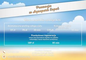 Promocja SPA w Aquapark Sopot!