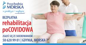 bezpłatna REHABILITACJA poCOVIDOWA w Gdyni